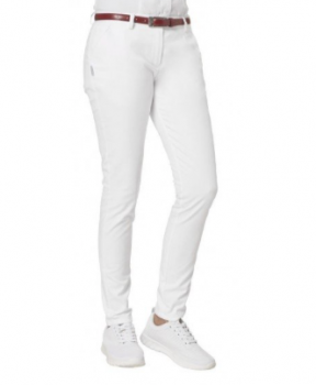 Leiber Damenhose Chino Style Stretch Slim Fit