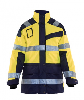 Blåkläder High Vis Winterparka Damen