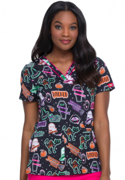 Dickies Medical Damenkasack 'Witchy Woman'