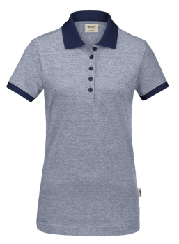 Hakro Damen Poloshirt Bird's Eye